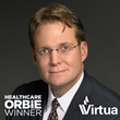 Healthcare ORBIE Winner, Tom Gordon of Virtua Health