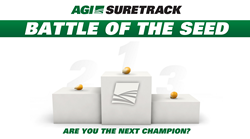 AGI SureTrack's Battle of the Seed