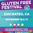San Mateo Gluten-Free Festival November 16th-17th at the San Mateo County Event Center, Fiesta Hall