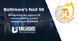 Unleashed Technologies Named To Baltimore Business Journal's Fast 50 List