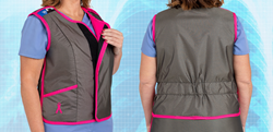 Lead Apron for Women