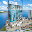 Waterfront Palm Beach Condo Tower Counts on Penetron Technology