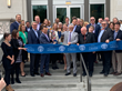 Tungsten Branding attends Hotel Arras ribbon cutting
