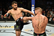 Monster Energy's Yair Rodríguez Defeats Jeremy Stephens in Featherweight Bout  at UFC on ESPN 6 in Boston