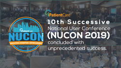 iPatientCare concludes its 10th successive National User Conference 2019 with unprecedented success.