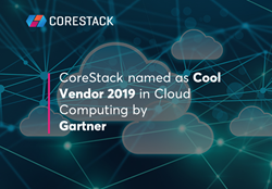 CoreStack names as Cool Vendor by Gartner