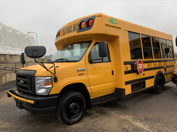 North Penn School District unveiled 14 new cost- and emission-reducing propane school buses at a ribbon-cutting event at North Penn High School.