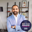 adQuadrant COO and Co-Founder, Arjun Jolly Named 'Best Tech Manager' at Timmy Awards