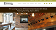 Today Elmwood Reclaimed Timber, the leader in high quality reclaimed and sustainable wood products, announces the re-launch of its website with fresh new features
