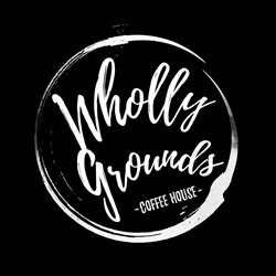 Logo for Wholly Grounds Coffee House