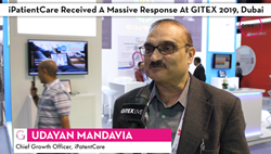 iPatientCare Received A Massive Response At GITEX 2019 Dubai