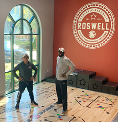Athletic Republic Sports Performance Training in Roswell