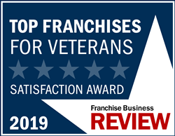 FBR Top Franchise for Veterans