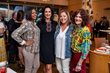 Attending the Diamond Dinner Party:  KHOU-TV Host: Deborah Duncan, Alicia Smith, Diamond Jewelry Designer: Suzanne Kalan, and Donna Vallone from Tony's Restaurant