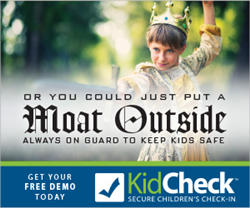 KidCheck Check-In for Child Safety