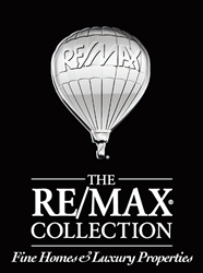The logo of RE/MAX Real Estate Group Turks and Caicos