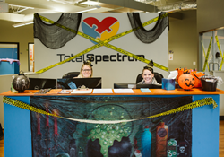 Total Spectrum Hosts Autism-Friendly Halloween Event at Seven Midwest Locations