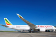 Ethiopian Airlines' first Airbus A350 arrival at Toronto Pearson