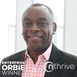 Enterprise ORBIE Winner, Bernard Gay of nThrive