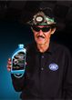 """The King"" Richard Petty announced the launch of the new Richard Petty Signature Series oil yesterday"