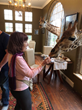 Scared to kiss a giraffe, author Rozanne Weissman, 'Rozanne Travels to Africa to Kiss a Giraffe,' started feeding them by hand at Giraffe Manor and nonprofit Giraffe Centre in Kenya.