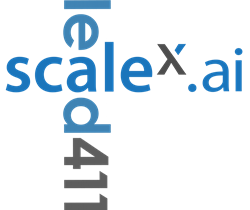 ScaleX + Lead411