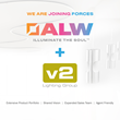 Architectural Lighting Works (ALW) Announces Acquisition of v2 Lighting Group