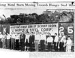 Texas Iron and Metal - Max Moore—along with other members of Houston's scrap metal community—donated the first load of scrap to a steel mill that made products to build ships and armaments for the U.S. Navy.