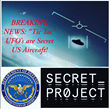 Tic Tac UFO is US Aircraft