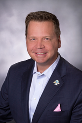 Broward-MIAMI Association of Realtors President Jonathan Keith, a Fort Lauderdale broker
