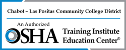 OSHA Training Institute Education Center Logo