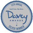 Revolution receives Silver Davey Award