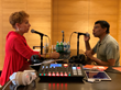 The podcast features interviews of wellness disrupters and pioneers, including Viome CEO Naveen Jain, who has made personalized nutrition his clarion call.