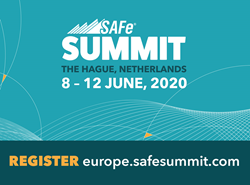 Registration is open for the 2020 European SAFe Summit