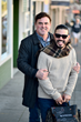 Chris Knight and Celso Dulay, husbands and owners of GlitterBombTV in in San Francisco, in early January 2018.