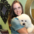 Erica Benson, Co-owner Green Dog Spa