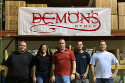 Demon's Cycle Team Photo