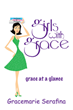 "Author Gracemarie Serafina's new book ""Girls with Grace: Grace at a Glance"" is an introductory guide to etiquette and empowerment for a wide range of social situations"