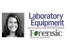 Michelle Taylor, Editor and Chief of Laboratory Equipment and Forensic Magazine, powered by Labcompare.