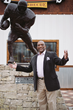 Co-founder Billy Sims, Heisman Trophy Winner and Star NFL running back