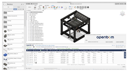 Bill of Materials (BOM) for Autodesk Fusion360
