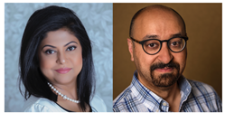 Sonal Holland MW (Left) and Gurvinder Bhatia (Right) will discuss respectively the Indian and Canadian markets at wine2wine 2019.