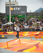 Monster Energy's Rayssa Leal Takes Second Place in Women's Skate Street at Oi STU Open in Brazil