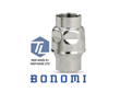 Bonomi S250 Series Stainless Steel In-Line Check Valves Earn NSF 61/372 Lead Free Certification
