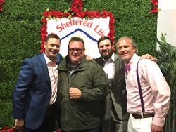 Mike Morrison, Chris Shepherd, Sean Wheat, Jeff Montgomery