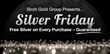 Birch Gold Group Adds a New Shade to Black Friday with Free Silver