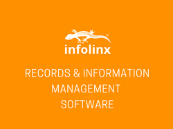 Infolinx Records & Information Management Software