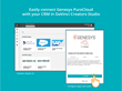 Easily connect Genesys PureCloud with your CRM using the DaVinci App