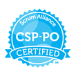 Scrum Alliance CSP-PO Certified