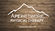 ApexNetwork Physical Therapy Coming Soon